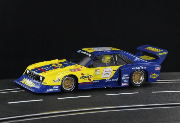 Sideways HC08 Mustang Turbo - Sunoco Decoration Edition Limited - HC08