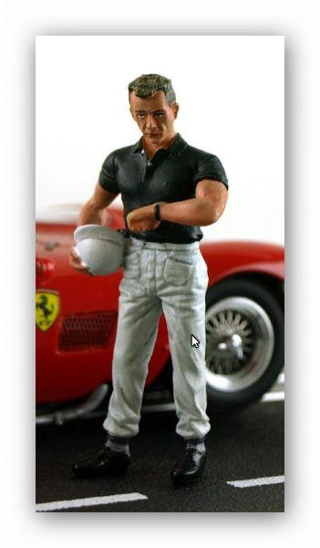 LMM Figur Rennfahrer Phil 1:32 132054M