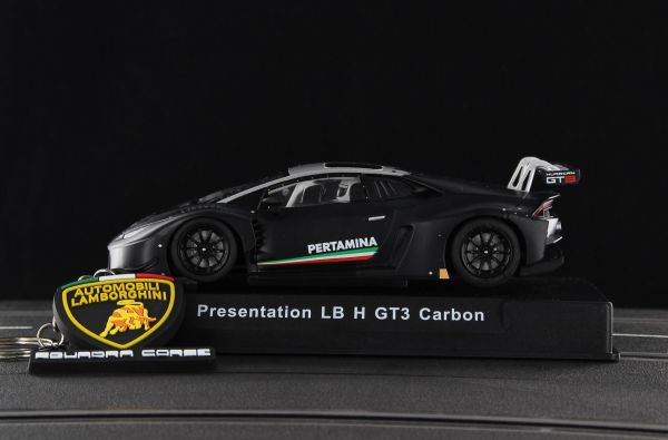 Sideways LB H GT3 Carbon Presentation Official SWCAR01B