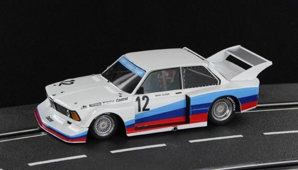 Sideways BMW 320 Gr.5 BMW Junior Team Surer #12 SW58C