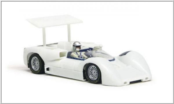 Slot It Chaparral 2E White Kit