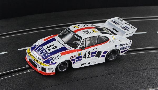 Sideways Porsche 935 K2 Le Mans 1977 No. 42 SW74