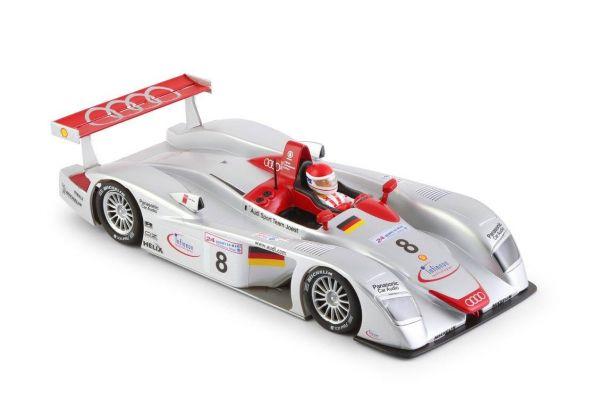 Slot It Audi R8 LMP 2000 Le Mans 2000 #8 Limited Edition CW19