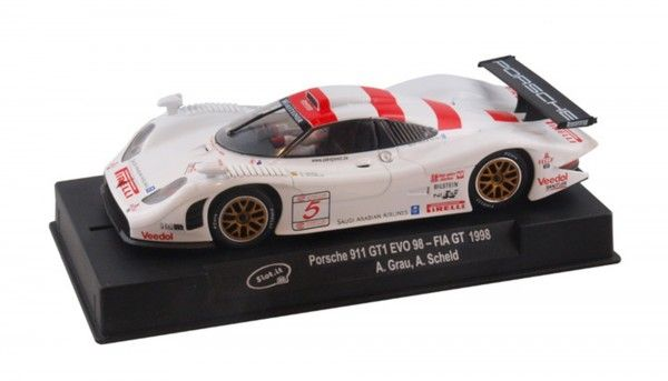 Slot.it 911 GT1 EVO-98 Silverstone 1998 No. 5 CA23F