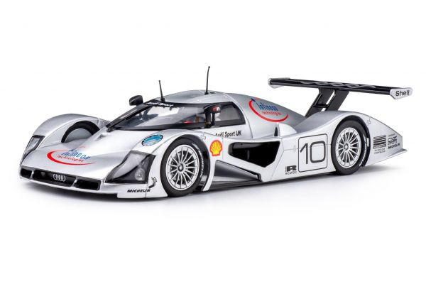 Slot It Audi R8C LMP Presentation 1999 No. 10 CA12D