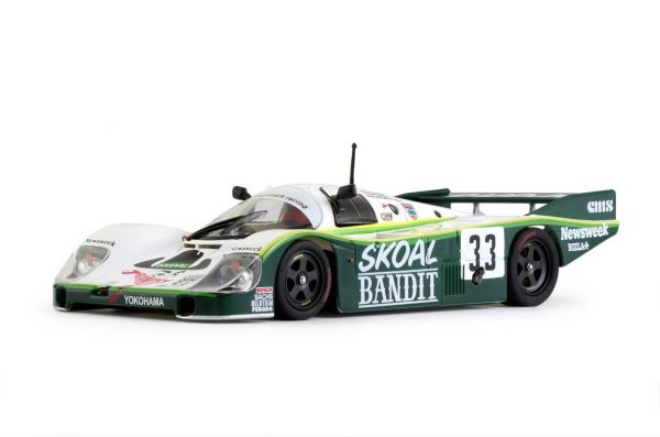 Slot It Porsche 956 LH Team Skoal Bandit Le Mans 1984 CA02H