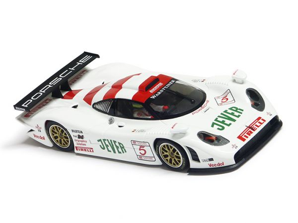 Slot It Porsche 911 GT1 EVO98 - #5 FIA GT Oschersleben 1998