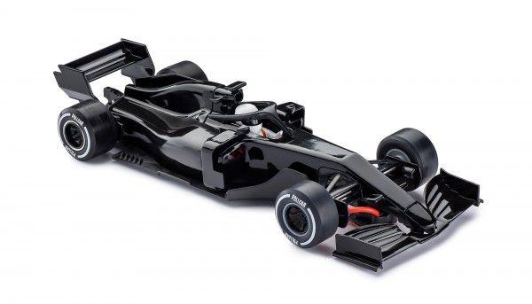 Policar Formula schwarz PCCAR07-BLACK