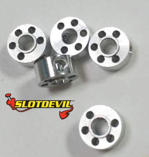 Slotdevil Achstellring 2,38 mm extraleicht (2 Stück) 20156025