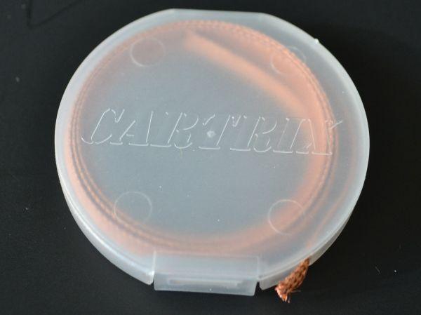Cartrix Schleifer Kupfer 1m inklusive Spender-Plastikbox