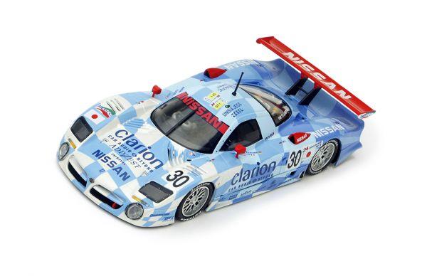 Slot It Nissan R390 GT1 - n.30 24h Le Mans 1998 CA14C