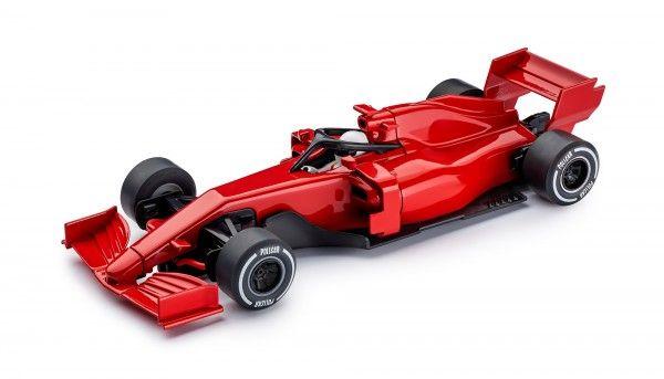 Policar Formula Rot PCCAR07-RED