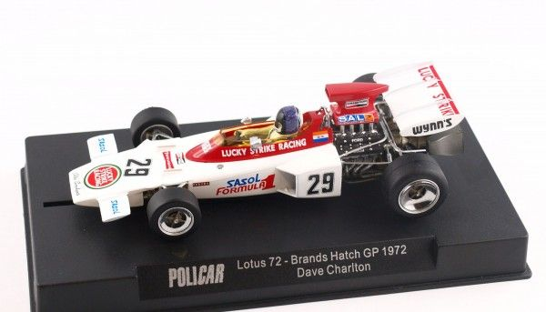 Policar Lotus 72 Brands Hatch 1972 #29