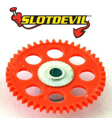 Slotdevil Spurzahnrad Kunststoff V2 45 Zähne 3 mm orange 20250645