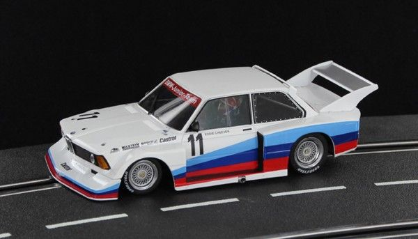 Sideways BMW 320 Gr.5 BMW Junior Team Cheever #11 SW58B