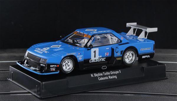 Sideways Skyline Turbo Gr.5 No. 1 Edition SWFC01
