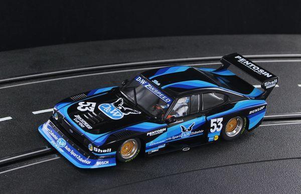 Sideways Capri Zakspeed Gr.5 D&W Team DRM Championship 1980 SW68